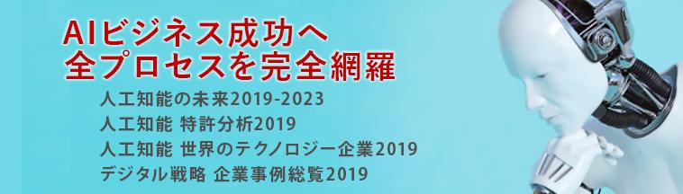 6a4e328ce3 人工知能研究レポート 人工知能の未来 2019-2023 | 日経BPマーケティング